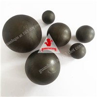Low Price High Chrome Mill Ball Forged Grinding Steel Balls with Dia. 20mm-150mm