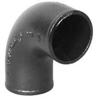 No-Hub Cast Iron Soil Fittings for Sanitary & Storm Drain, Waste & Vent Pipes