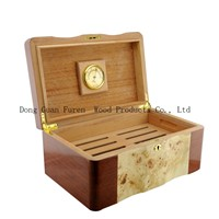 Specially Customized High Quality Wooden Cigar Box & Humidor