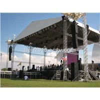 Outdoor Performance Lighting Aluminum Roof Truss