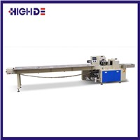 Automatic Pillow Packing Machine for Food Hotel Suppliers