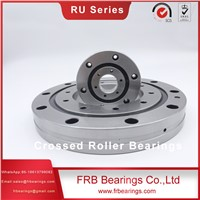 CRU148 Crossed Roller Ring, Timken Cross Reference Roller Bearing for Industrial Robots GCr15 Single Ball Bearing Roller