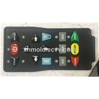 Chinese Silicone Rubber Electronic & Computer Keyboards or Keypads Keys Buttons