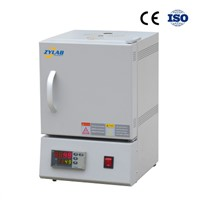 Hot Sale!! 1200 Degree C Mini Muffle Furnace