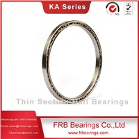 KA050XP0 Thin Wall Ball Bearings, Slim Section Bearings for Food Processing Equipment, High Speed Thin Section Bearing