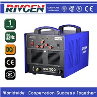 High Frequency WS/ TIG AC/DC Portable Double Function AC/ DC Inverter IGBT Welding Machine