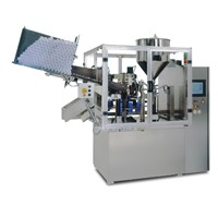 SGF-50 Automatic Plastic Tube Filling & Sealing Machine