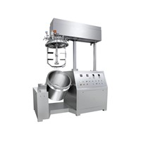 ZJR-100 Cosmetic Creams Vacuum Emulsification Mixer