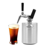 2L Home Brewing Nitro Cold Coffee Maker with Tap System