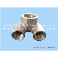 Investment Casting & Sand Casting from Qingdao Tianwei Casting