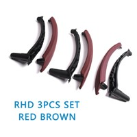 LHD RHD Inner Door Complete Pull Handle for BMW X5 X6 E70 E71