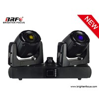 75W Spot Twins Moving Head Lights
