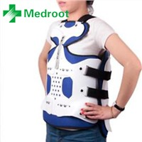 Medroot Medical Orthopedic TLSO Thoracolumbar Sacral Orthosis Brace