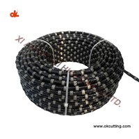 Diamond Wire Saw Diamond Reinforced Concrete Rope