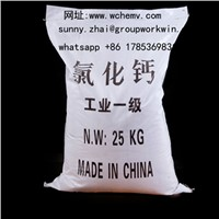 Anhydrous Calcium Chloride Anhydrous Calcium Chloride