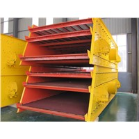 Vibrating Screen for Stone Crushing Plant Application