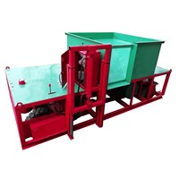 Slipform Kerb Machine HMJ-800 Customizable