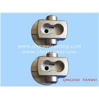 Precision Casting for Engineering Part by Qingdao Tianwie