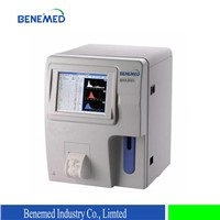 Fully Automated Hematology Analyzer 3 Part Double Channel BHA3601