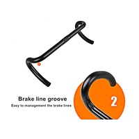 1. Product Name: Bicycle Road Handlebar,