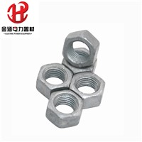 Carbon Steel Hexagon Nut Factory Sell