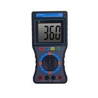 China Guangzhou Shanyi S200B Digital Intelligent Double Clamp Phase Voltammeters Phase Sequence Test