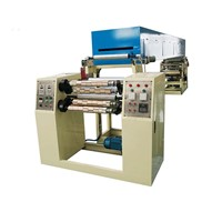 GL-500c Same Machine One Step Adhesive Cellophane BOPP Packing Tape Making Machinery