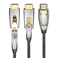 Posh Shine High Speed AOC HDMI Cable A-D
