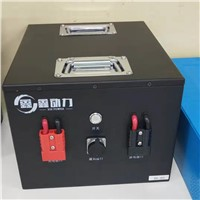 AGV Automatic Handling Robot Battery Pack
