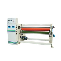 GL-806 Factory Price BOPP Adhesive Tape Rewinding Machine