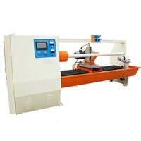 GL-701 PLC Servo Motor Controlling Automatic Double Side Tape Cutting Machine