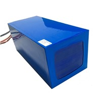 Lithium Iron Phosphate Recharageable Electric Car Golf Cart Battery Pack