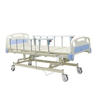Cheap Price Furniture Medical 3 Functions Hospital Electric Bed for Sale