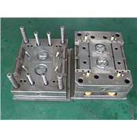 Chinese Customized Plastic Injection Moulds