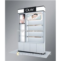 Cosmetics Make up Skincare Wall Cabinet Display Stand AGD-WC087