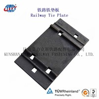 High Quality Casting Iron Railway Parts Rail Steel Base Plate