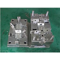 Plastic Injection Molds Steel Mold