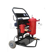 LYC-32B Oil Filter Machine from Lefilter Company