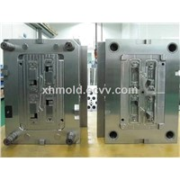 Electronic Plastic Enclosures Covers Shells Injection Mould, Mold, Tooling