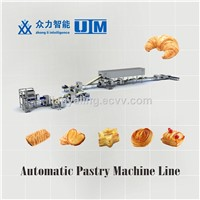 UIM-1608-Equipment from China - Automatic Bread Molding Production Line - Croissant Production Line