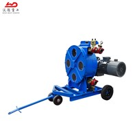 CE Safety Standard WH76-770B Squeeze-Type Industrial Peristaltic Hose Pump
