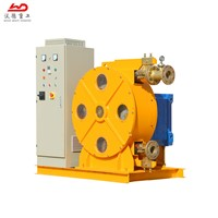 Industrial Peristaltic Squeeze Hose Pumps Manufacturer for Sale