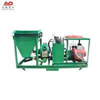 New Type Tunne Lightweight Shotcrete Machine Shotcrete Pump Price
