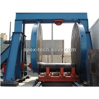 Concrete Pipe Hydrostatic Test Machine