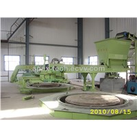 Core Vibration Concrete Pipe Making Machine