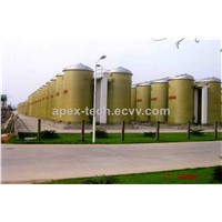 GRP/FRP Food Grade Vessel /Tank for Food Grade Materials
