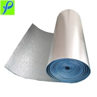 Protective XPE Foam Aluminum Foil Reflective Building Material Heat Insulation