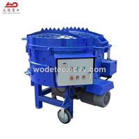 Mixing Capacity 250kg & Easy to Move Refractory Pan Mixer Supply