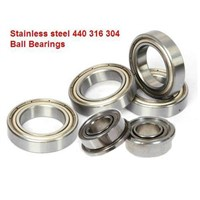 Stainless Steel Ball Bearings for Medical Devices, Cryogenic Engineering, Optical Instruments, Digital Products, High Speed