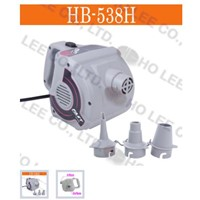 HB-538H High Pressure Electric Air Pump
